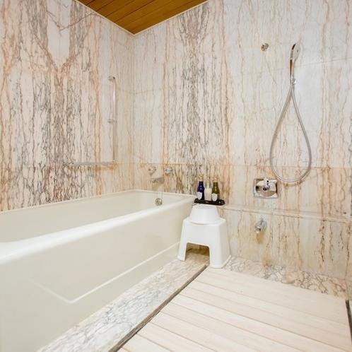 12階フロア和洋室(和室サイド)浴室