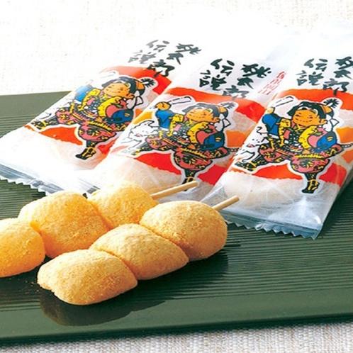 桃太郎といえば「きびだんご」
