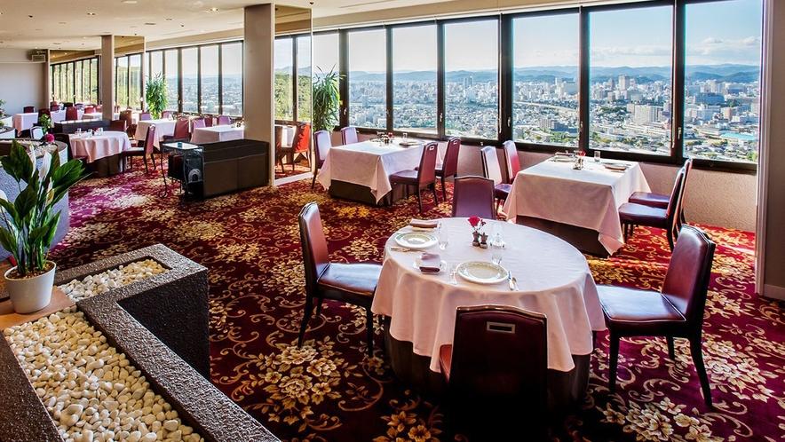 TOPフロアレストラン「アルカンシェール」
