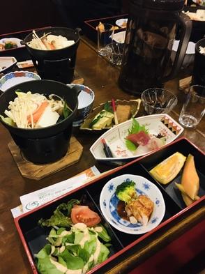 【春・夏旅おススメ♪】夕食は三河湾お刺身定食プラン【駐車場無料】