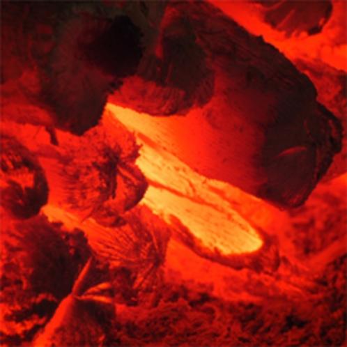 翡翠桟敷炎