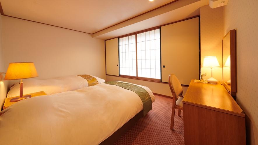 【コーナースイート】和室+リビング+ツインベッド