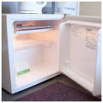 全室東芝製静音冷蔵庫をご用意しております♪