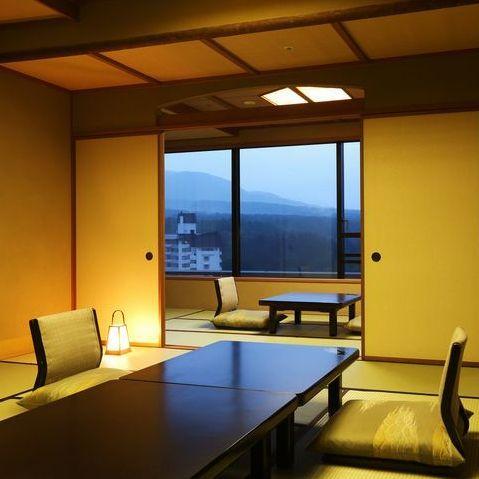 【新客殿/一般客室】豊かな風情が香る数奇屋造りの和室※一例