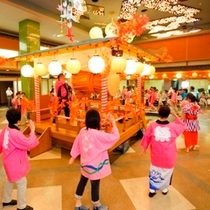 【イベント】盆踊り大会