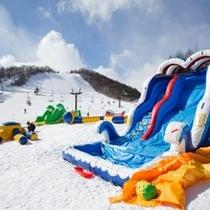草津国際スキー場 ちびっこゲレンデ