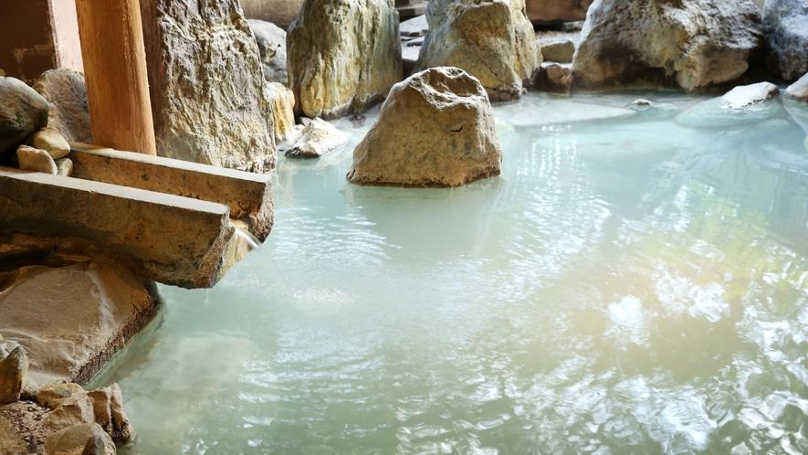 大浴場・露天風呂「綿の湯」