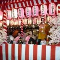 ~夜桜祭~