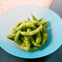 【枝豆/ご夕食の際の追加料理】お酒の肴にはやっぱりこれ!