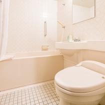 【バス・トイレ(10畳部屋タイプの一例)】バス・トイレ