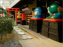 ▲ さるぼぼ七福神社