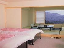 ▲ 標準客室(和洋室)