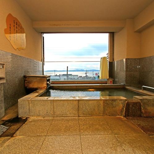 【展望貸切露天風呂】(漁火の湯、海蛍の湯)