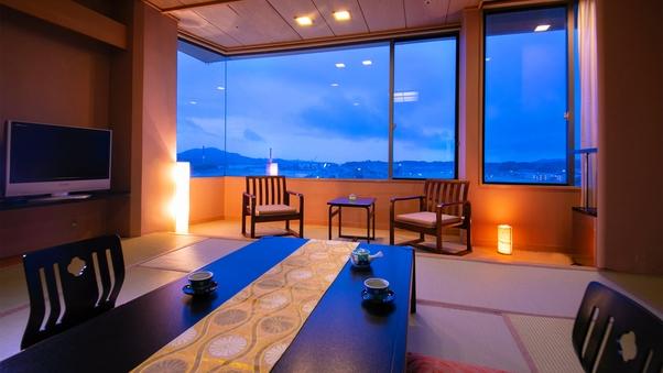 ◆気仙沼湾ビュー◆和室10畳