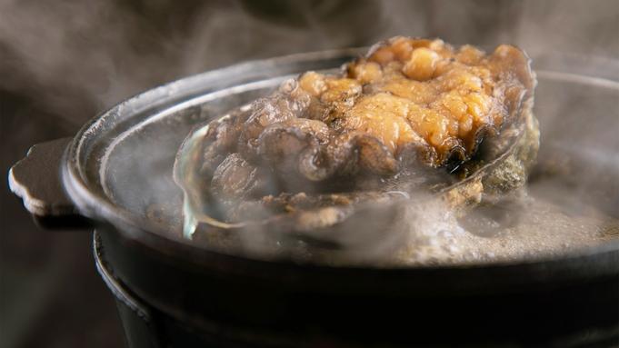 【三陸グルメ御膳 -松-】選べる鮑or仙台牛!厳選の気仙沼産食材をライブキッチンで調理♪
