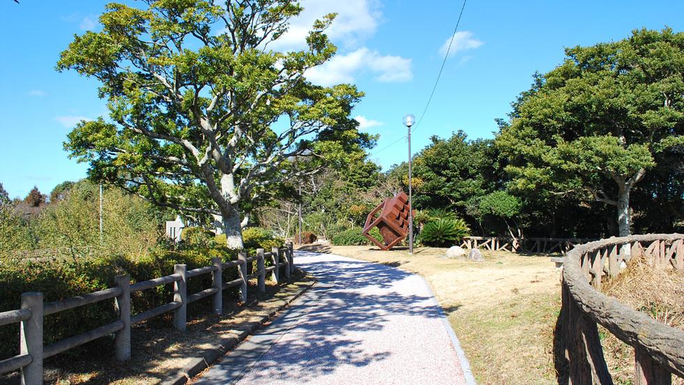 【観光】志賀島展望台。晴れた日にのんびりお散歩も◎♪
