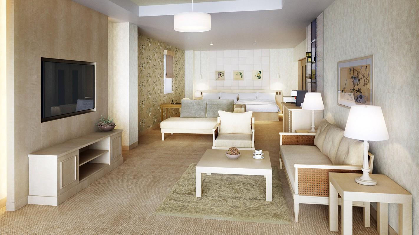 301【KINU-絹】織物のような繊細な家具と白木の調和が美しい空間