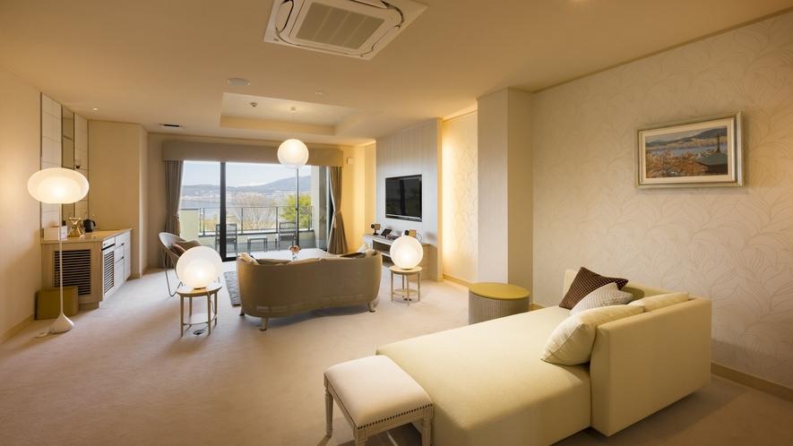 305【MAYU~繭~】旅の日を包み込むコクーンチェアが人気の優しいお部屋