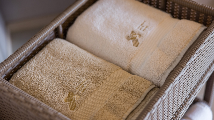 【タオル】ガルニエ・ティエボー フランス政府認定 フランスの三ツ星レストランや一流ホテルでも愛用さて