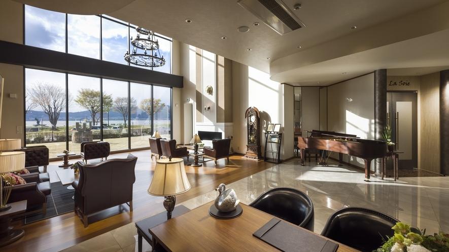 かたくらシルクホテル 五感を満たすホスピタリティで、特別な日、特別な時間を感動へと誘います。
