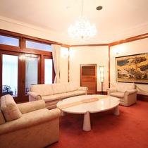 ◆迎賓館 有形文化財に登録されております。