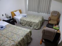 2Fの206号室。バストイレ付