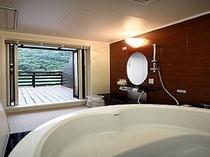 別館  常盤の間 お風呂