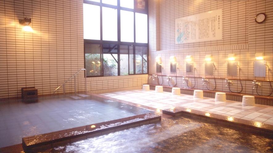 *町の湯 浴槽