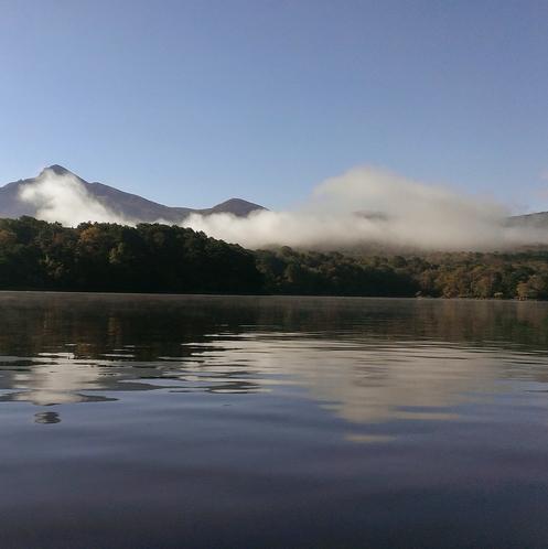 『桧原湖』 自然豊かな裏磐梯!この景色を見ているだけでも癒されますねw編集説明を削除します