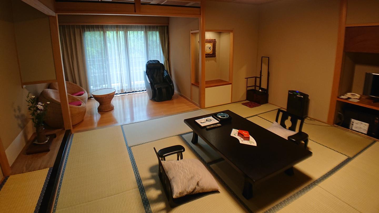 【露天風呂付】和室10畳 客室イメージ