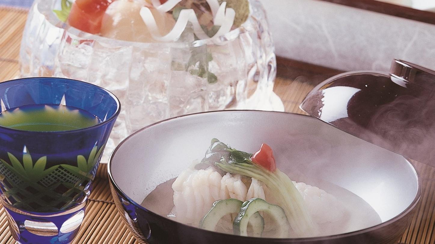 【会席料理】夏のお料理イメージ