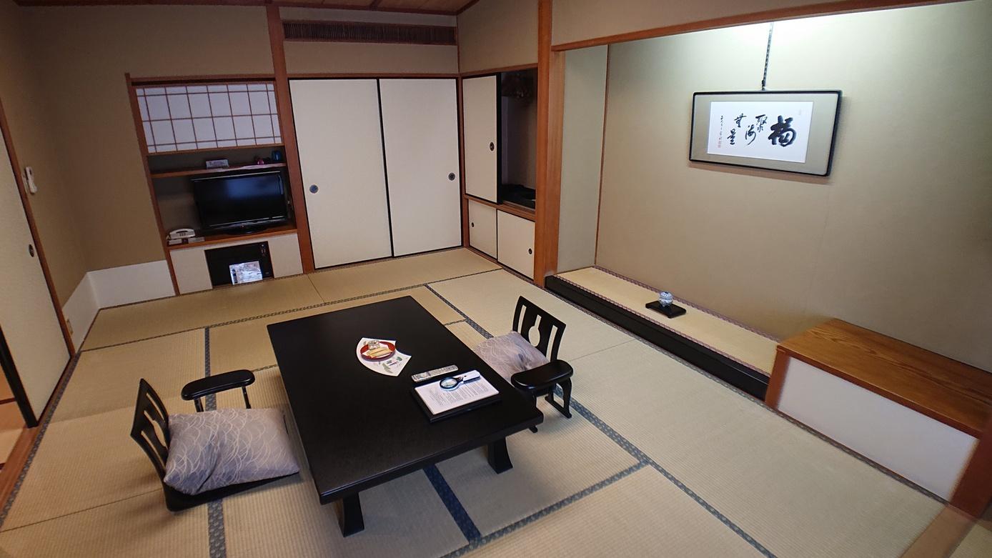 【和室10畳】お部屋イメージ