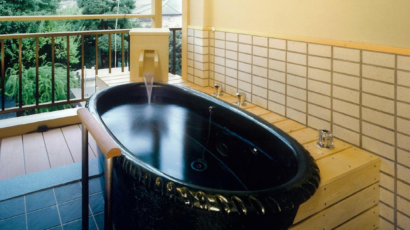 【露天風呂付】和洋室 露天風呂