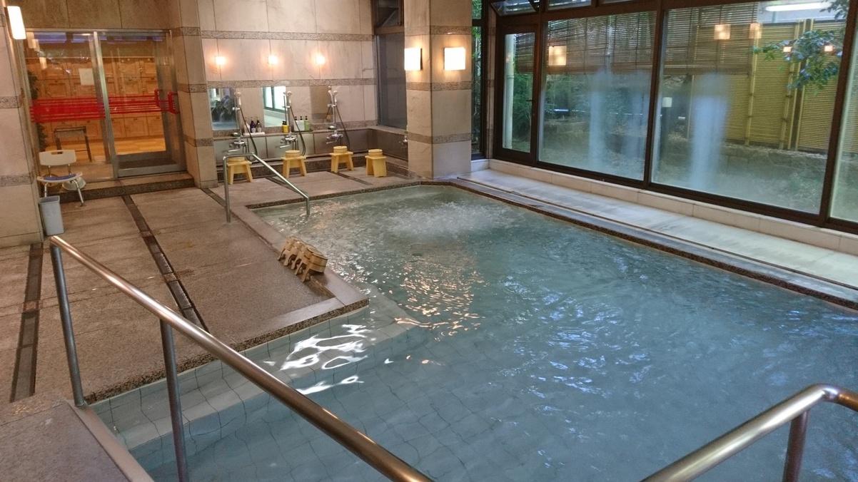 【大浴場・露天風呂】大浴場