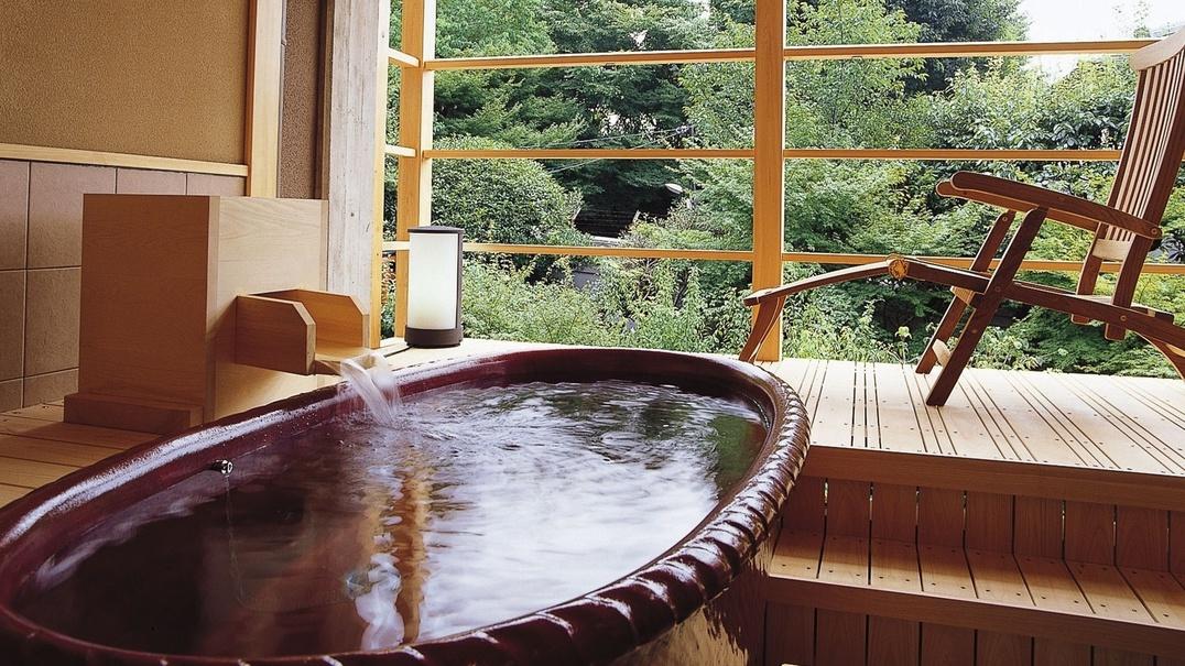 【露天風呂付】特別室 露天風呂