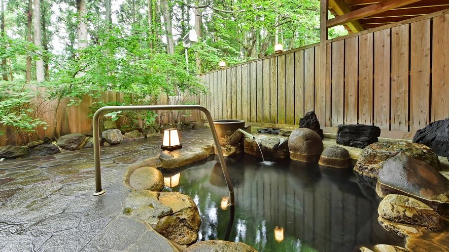紅葉の湯 露天風呂