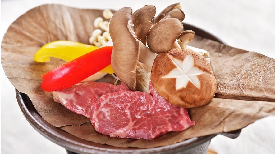 ご夕食のひとしな(一例)