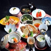選べる夕食・日本料理