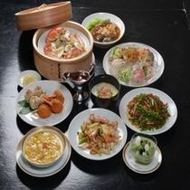 中華・旬の蟹 味覚コース