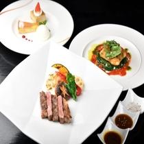 選べる夕食・西洋料理/プレミアムコース