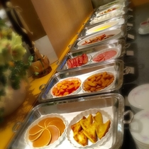 和洋バイキング(朝食)