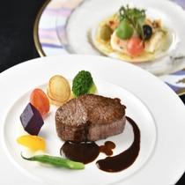 選べる夕食・西洋料理/スタンダードコース