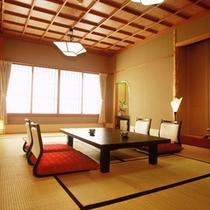 10畳〜12畳の広さの一般和室