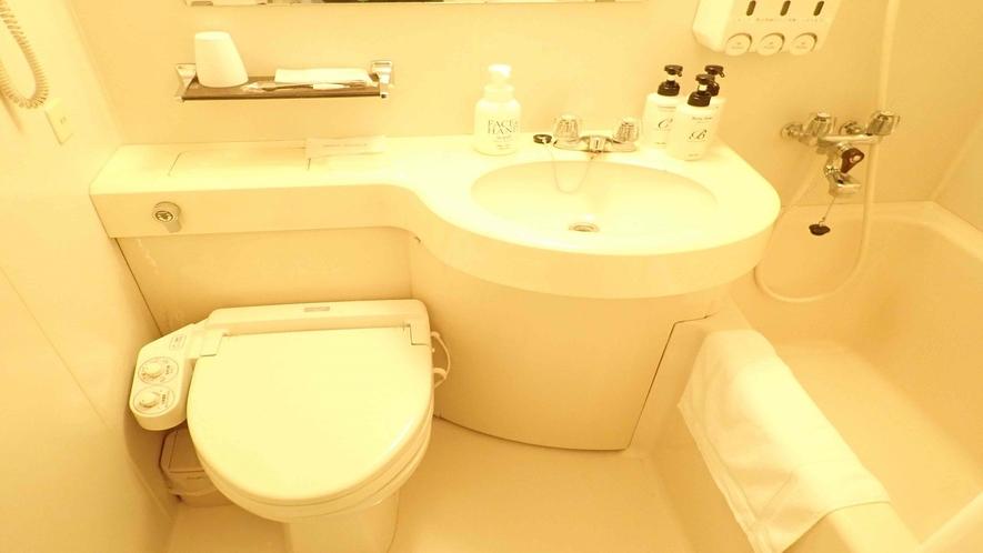 <バスルーム>