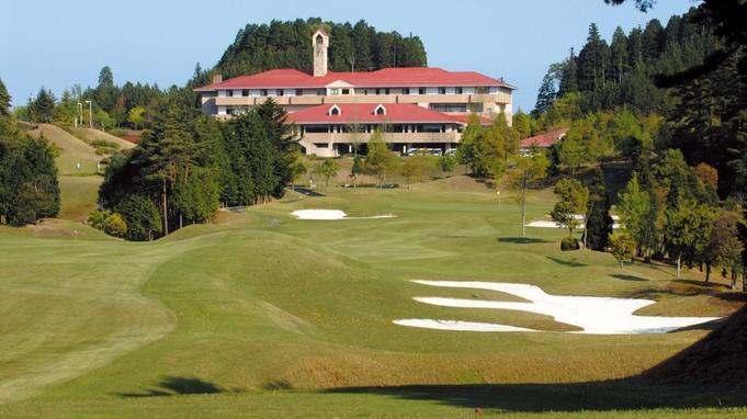 ≪ゴルフ&ペット宿泊≫ワンちゃん好きのゴルファーさん歓迎(宿泊翌日プレー)