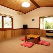 客室10畳ベッド+ベッド2(イメージ)
