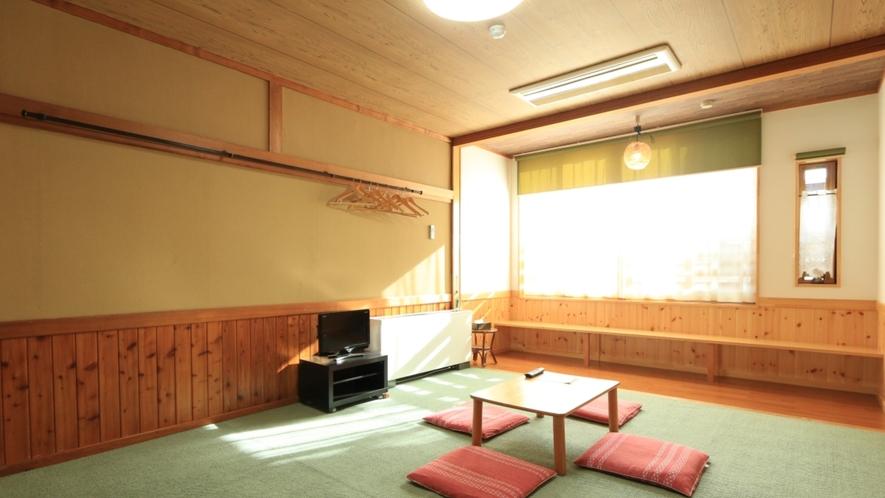 ★客室10畳ベッド+ベッド2(イメージ)