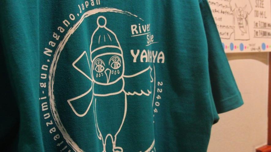 ★宿Tシャツ