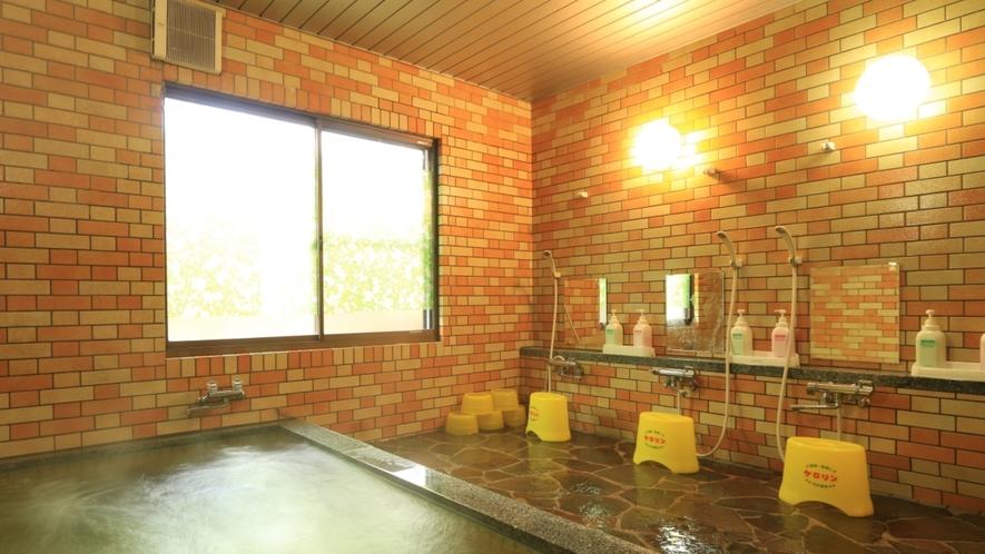 ★光明石が入った温泉は保温保湿効果があると好評です(16時~23時まで入浴OK!)