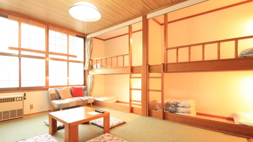 ★10畳ベッド+4 (イメージ)